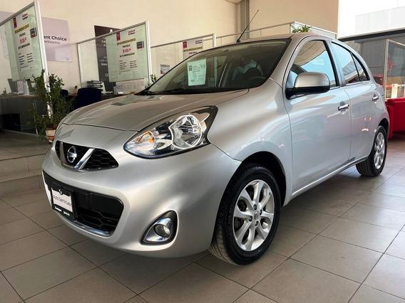 Nissan March Advance Aut 2015 En Excelentes Condiciones