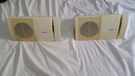 2 Caixas De Som Bose Model 100 Para Receiver Som Home Theate