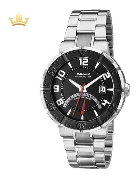 Relógio Magnum Masculino Ma31382t Com Nf