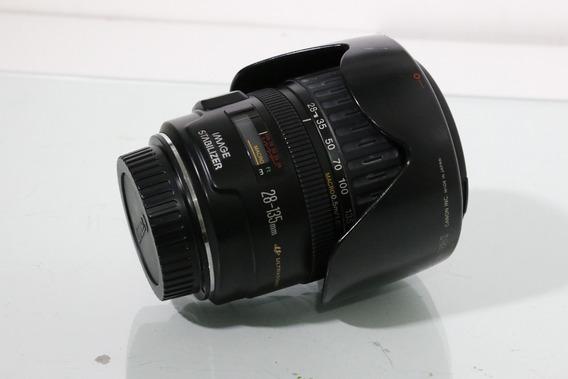 Lente Canon 28x135mm 3.5