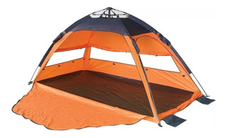 Carpa Playa Camping Autoarmable Iglu 2 P Automatica Broksol