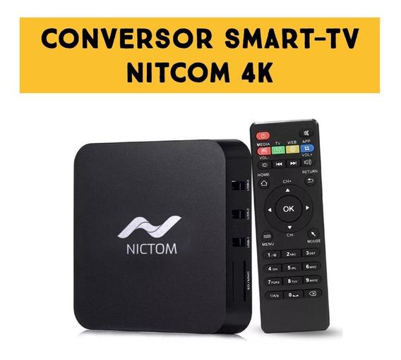 Conversor Smart Tv Nitcom