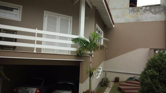 Sobrado Residencial À Venda, Jardim Pastoril, Ribeirão Pires - So0019. - So0019