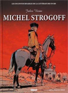 Clássicos Da Literatura Em Quadrinhos- Miguel Strogoff/pé D