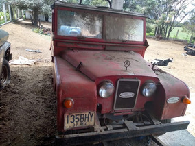 Land Rover 1959 Serie 1 Clasica