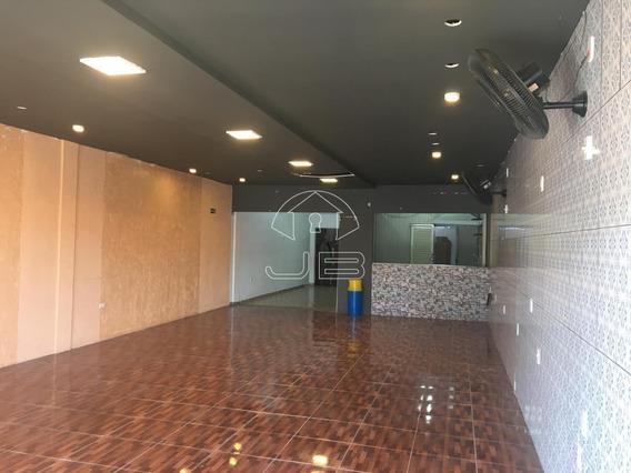 Salão Para Aluguel Em Jardim Nossa Senhora De Fátima - Sl002879