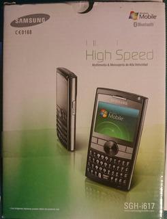 Celular Sgh-i617- Samsung Blackjack Wm 6.0
