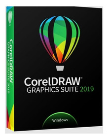 Corel Draw 2019 Chaves Original 64bts + Brindes