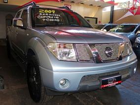 Nissan Frontier Le 2.5 Prata 2009
