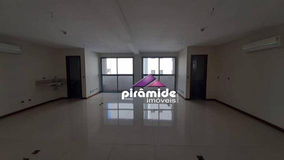 Sala À Venda, 58 M² Por R$ 484.100,00 - Jardim Aquarius - São José Dos Campos/sp - Sa0672