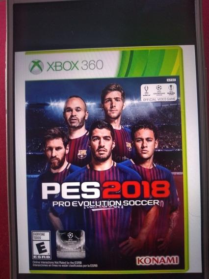Pés 18 Xbox360 Mídia Digital