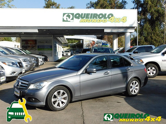 Mercedes-benz C180 C180 Cgi Blue Efficiency 2011
