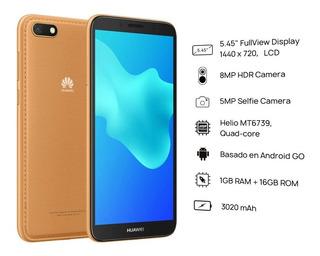 Huawei Y5 Neo - Smartphone 5.45 Hd, 16gb, 3020mah Battery