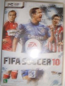 Fifa Soccer 10 - Pc - Novo - Lacrado - Original