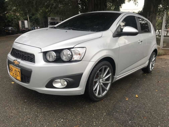 Chevrolet Sonic Ltz Hb