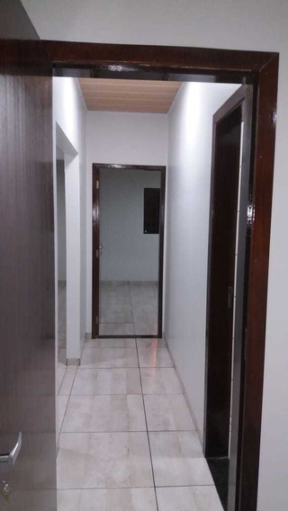 Casa 2 Quantos Sendo Um Suíte Sala Sala De Jantar E Cozinha.