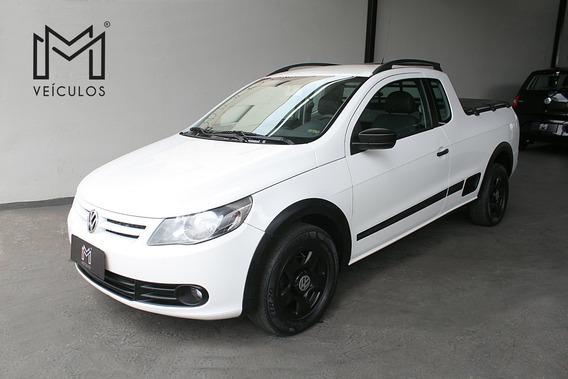 Volkswagen Saveiro Trooper 1.6 Branco 2012