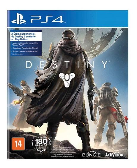 Jogo Destiny - Playstation 4 - Ps4 - Original - Nfe
