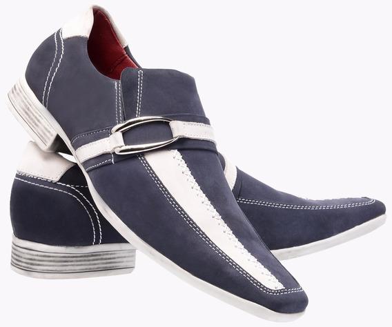 Sapato Esporte Fino - Sapatênis Casual - Sapato Casual Slim