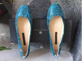 Zapatos De Piel Andrea Soto