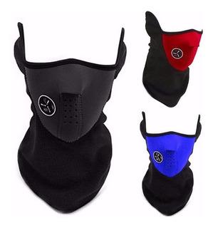 Balaclava Mascara Proteção Contra Frio E Vento Moto Bike