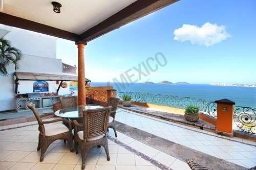 Residencia Con Vista Panorámica Al Océano - Paseo Vista Hermosa 66
