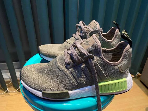 Tenis adidas Nmd R1 Verde Us8
