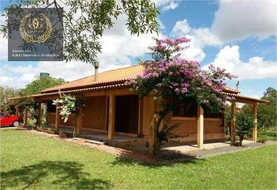 Chácara Com 3 Dormitórios À Venda, 185 M² Por R$ 399.000,00 - Águas Claras - Viamão/rs - Ch0013