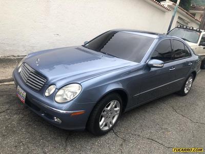 Mercedes Benz Clase E .