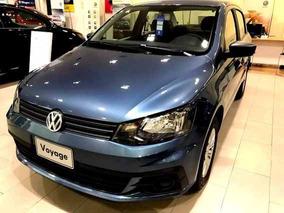 Volkswagen Voyage 0km Trendline Vw Manual Nuevo 2018 Base