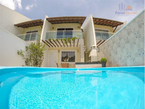 Casa Duplex 91m², Jangurussu, Fortaleza. - Ca0106