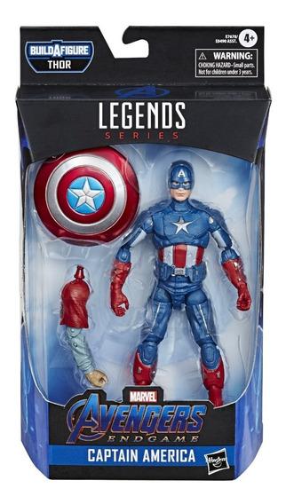 Capitan America Baf Thor Gordo Avengers End Game