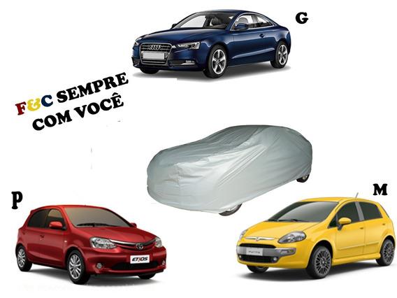 Capa Cobrir Carro Gol G4 100% Impermeável Forrada Tnt Tecido