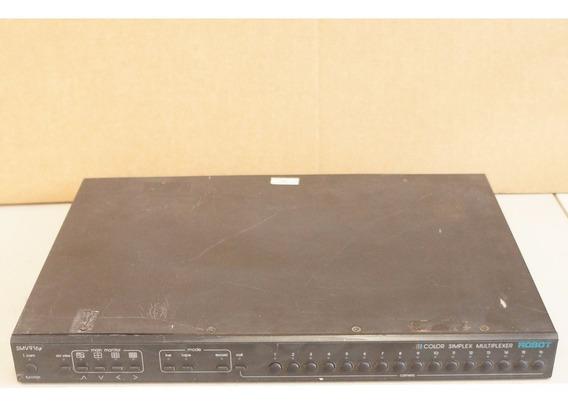16-camera Color Simplex Video Multiplexer Smv916p-30