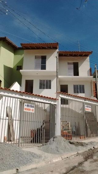Sobrado Em Jardim Alegria, Francisco Morato/sp De 62m² 2 Quartos À Venda Por R$ 169.000,00 - So202908