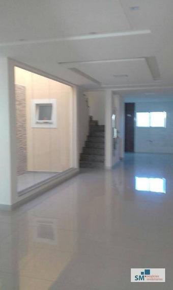Casa Residencial À Venda, Jardim Santo Ignácio, São Bernardo Do Campo. - Ca0175