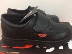Zapatos Nyrt De Niño Talla 30 Escolar Colegial