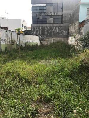 Terreno Comercial Para Locação, Anchieta, São Bernardo Do Campo. - Te0050