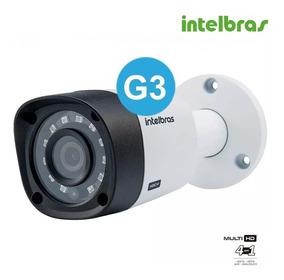 Camera Intelbras 20metros Multi Hd 720p Vhd 1120b G4 2,8mm