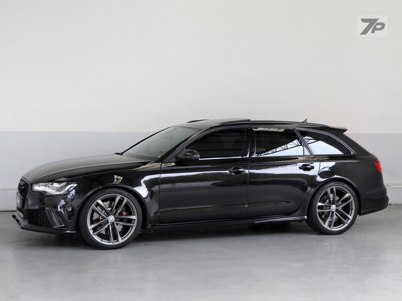Audi Rs6 Avant 4.0 V8 Bi-turbo 4p Tiptronic