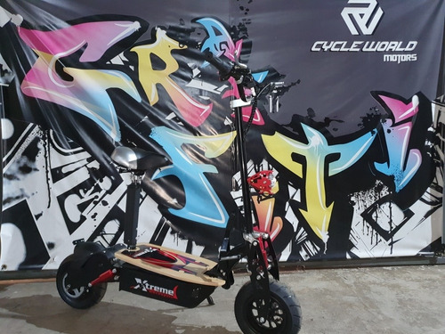 Scooter Moto Electrica Sunra Monopatin  1600 W Gel 0km 2021