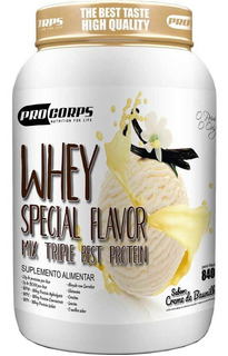 Whey Protein Special Flavor 840g - Procorps