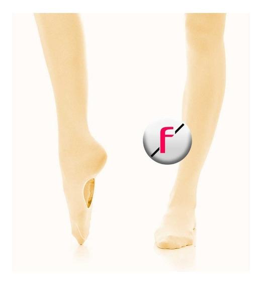 Malla Convertible Ballet Para Niña