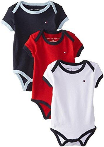 8e4a049e2061 Tommy Hilfiger Sleeve Ken Assorted Ropa Bebe Niños 0-9 Meses