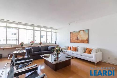 Imagem 1 de 15 de Apartamento - Higienópolis  - Sp - 543480