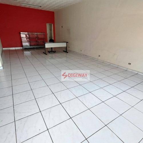 Imagem 1 de 3 de Loja Para Alugar, 50 M² Por R$ 2.600,00/mês - Vila Mariana - São Paulo/sp - Lo0021