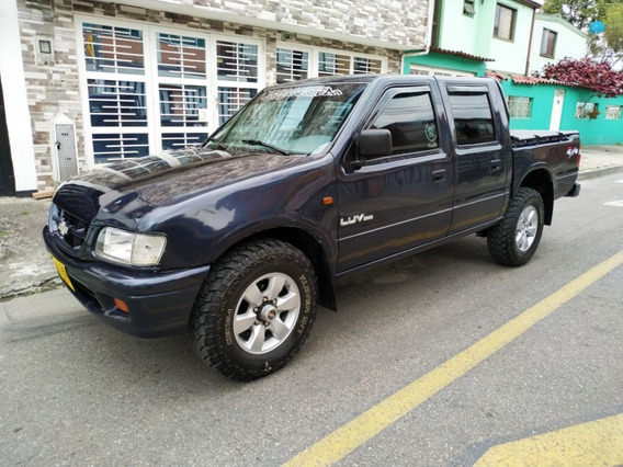 Chevrolet Luv 4x4 Mt 2.2 Aa