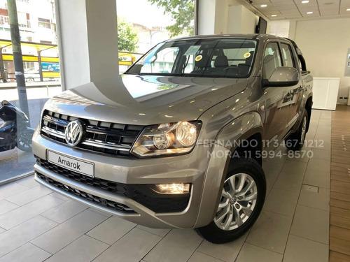 Nueva Amarok V6 Comfortline Cd 4x4 At 258cv Volkswagen 0km