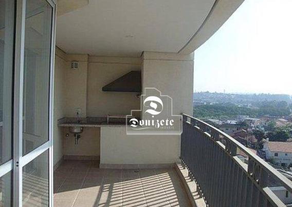 Apartamento Com 4 Dormitórios À Venda, 180 M² Por R$ 1.170.000,00 - Jardim São Caetano - São Caetano Do Sul/sp - Ap12429