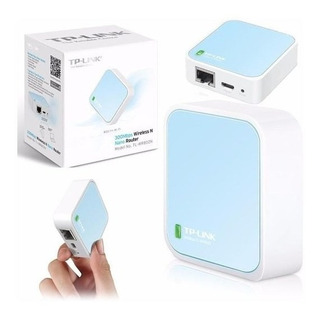 Nano Router Inalámbrico Tp-link Tl-wr702n Wifi N 150mbps